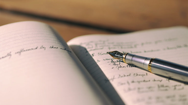 Gutes Schreiben ist Gold wert